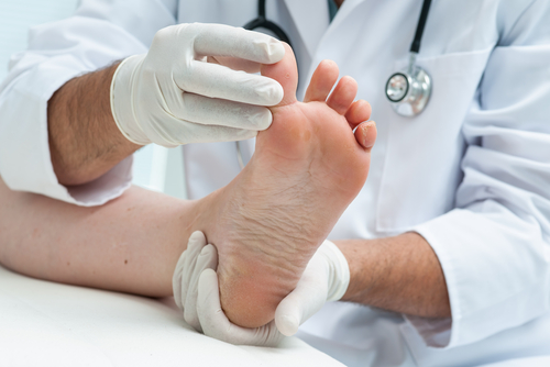 Our Widnes based chiropodists will take great care of your feet!