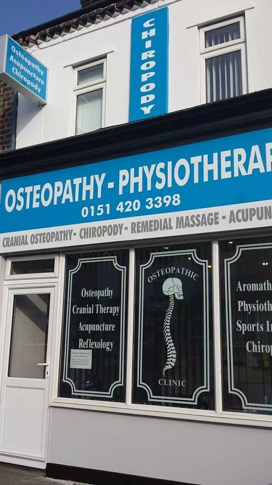 Our Chiropody Clinic in Widnes